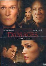 Damages - Serie TV Stagione 2 - Cofanetto Con 3 Dvd - Nuovo Sigillato