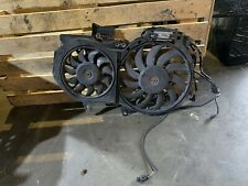 2007 AUDI A4 B7 1.8T  TWIN RADIATOR COOLING FANS 8E0121205AB