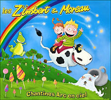 CHANTINES ARC EN CIEL - LES Z IMBERT ET MOREAU (CD DIGIPACK)