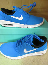 Nike Stefan Janoski Max Men US 8 Blue SNEAKERS 2308