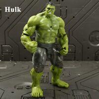 Hulk Action Figures Marvel Avenger Super Heroes Captain America Thor Spiderman I
