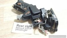 1993-1997 geo prism rear right passenger powered door latch lock oem