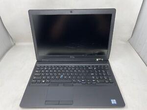 Dell Latitude 5590 Intel i5-8350U, 1.70GHz 16GB RAM 256GB SSD NO OS CRACKED