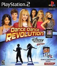 Dance Dance Revolution: Disney Channel Edition Bundle (Sony PlayStation 2, 2008)