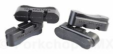 Kool Stop bicycle brake blocks pads refill Campagnolo Campy Delta C - BLACK