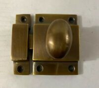 AVAILABLE PAUL McCOBB SOLID BRASS KNOB-PULL-HANDLE-GOLF TEE STYLE 8 NEW- 1