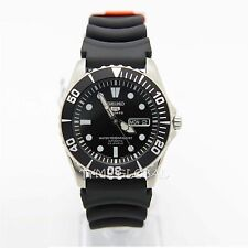 Seiko 5 SNZF17J2 Automatic Japan Sports Diver's Analog Rubber Men's Watch