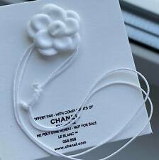 CHANEL bracelet white camellia le blanc NEW rare VIP GIFT