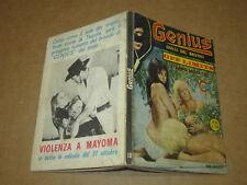 GENIUS N°10 OTTOBRE 1966 FURIO VIANO EDITORE
