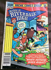 Archie comic books - 1985