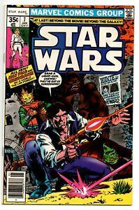 Star Wars #7 Marvel Comics 1978 1st App. Crimson Jack & Jolli
