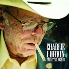 Charlie Louvin - The Battles Rage On [CD]