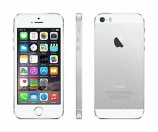 Apple iPhone 5s 16GB 8 MP 1.3 GHz Smartphone (Unlocked) - Silver White