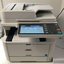 OKI MB492 Multifunktionsdrucker (Laserdrucker, Fax, Scanner)