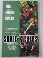 SKULL KICKERS Vol 4 TPB EIGHTY EYES ON AN EVIL ISLAND IMAGE COMICS UNREAD