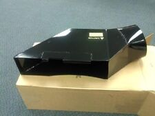 "224-6 Trac-Vac Metal Leaf Vac Vacuum Deck Chute Boot Fits Gravely 50"" Mower"