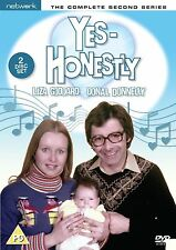 YES HONESTLY the complete second series 2. Donal Donnelly, 2 discs. New DVD.
