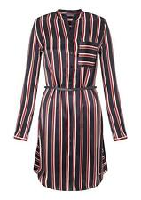 V-Neck Dresses Stripes Maxi Dresses
