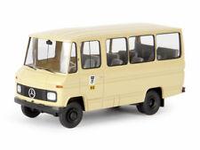Brekina 36704 MB Mercedes Benz O 309 Bus BVG beige 1:87 Neu