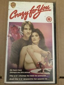 Crazy For You - PAL VHS - (1985)