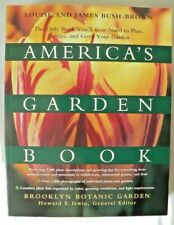 America's Garden Book Soft Cover New?