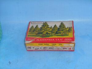 Bachman Plasticville #1404 Pine Trees