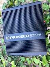Pioneer GM1000 Amplificador Car Audio