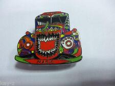 Original FURTHUR KEN KESEY MERRY PRANKSTER BUS FURTHER Pin Lapel Hat Grateful