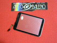 VETRO +TOUCH SCREEN per NOKIA C3-01 Nero DISPLAY LCD VETRINO Nuovo