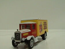 MATCHBOX   THE COCA COLA 1932 MERCEDES BENZ L5