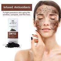 Anti Cellulite Facial Body Exfoliating Whitening Cream Coffee Scrub Body Care