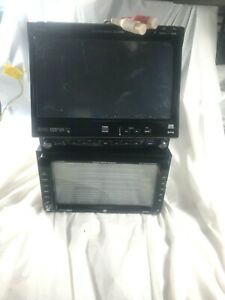 2 Dual Stereo Dvd Playersxdvd8281 And Xdvd8181 For Patts Or Repair