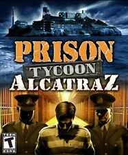 Prison Tycoon Alcatraz - (PC-CD) BRAND NEW SEALED