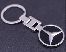 Porte clé Métal Noir Élégante--- neuf - Mercedes Benz