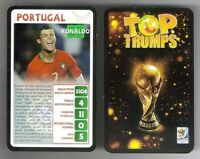 TOP TRUMPS World Cup 2010 football cards – VARIOUS
