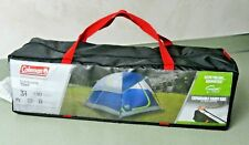 Coleman 2000024580 Sundome One-Room 3-Person Dome Tent, 7' x 7' Latest color