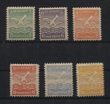 Lokalausgabe (nichtamtlich) Falkensee 1-6 postfrisch (B07045)