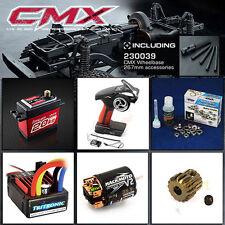 MST CMX 1:10 4WD 267mm WB Crawler Kit 532144 ESC Motor Radio Servo Combo #CB0948