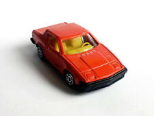 Majorette 1/53 Nr. 202 Triumph TR7 / 200-Series / Made in France 1982 / Red