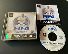 FIFA 2001 PS1 Play Station PAL