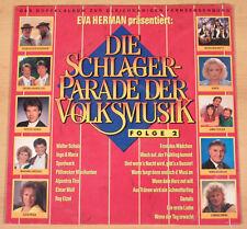 DIE SCHLAGERPARADE DER VOLKSMUSIK - Folge 2  (1991 / 2LP / VERSIEGELT / NEU)