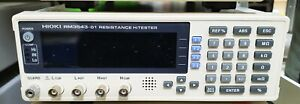 Hioki RM3543-01 Resistance Hitester