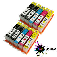 10 Ink Cartridge replace for HP 564XL Photosmart 5510 6510 6520 7510 7525 5520