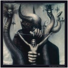Celtic Frost - To Mega Therion - New Double Vinyl LP
