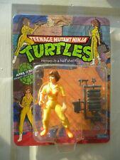 April O'Neil Teenage Mutant Ninja Turtles TMNT 1988 MOC