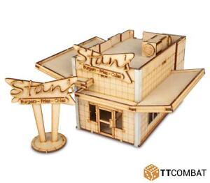 TTCombat - City Scenics - DCS-117 - Drive Thru