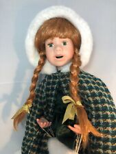 The Boyds Collection Ltd Jamie My Best Friend Porcelain Doll With Stand