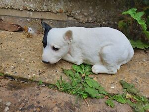 Bull Terrier Dog Latex Only Mould for Plaster and Concrete