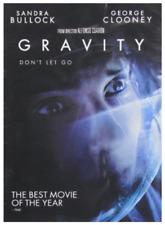 Gravity (DVD, Widescreen, 2013) >NEW<