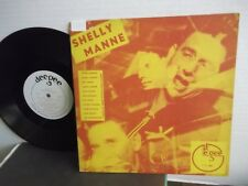 "Shelly Manne,dee gee 1003,""Presents Shelly Manne"",US,10"" LP,mono, deep groove,"